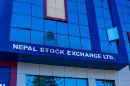 NEPSE loses 21.16 points and closes at 2586.51