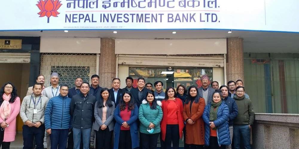 नेपाल इन्भेष्टमेन्ट बैंक र सिटी एक्सप्रेस फाईनान्सद्धारा एकीकृत कारोवार सुरु