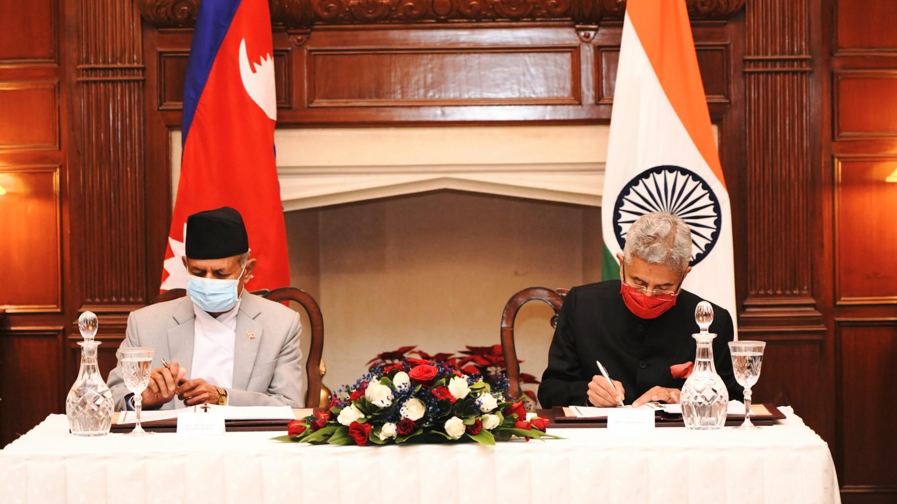 नेपाल–भारत संयुक्त आयोगको छैटौँ बैठक : के-के भए सहमति ?