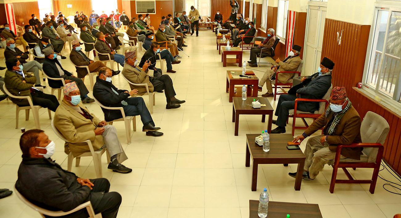 कांग्रेस केन्द्रीय समिति बैठक बस्दै, के-के छ कार्यसूची ?