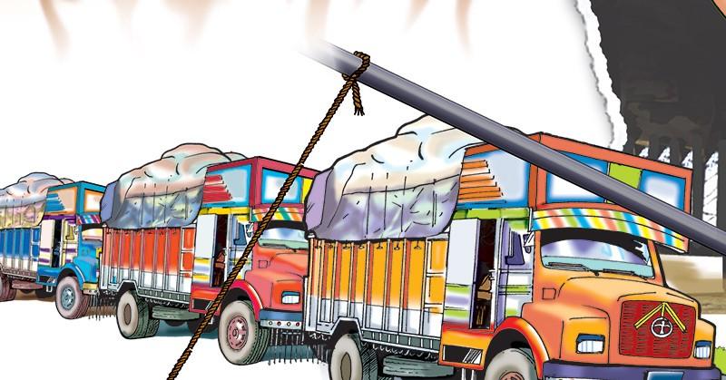 वैदेशिक व्यापार ३० प्रतिशतले बढ्दा १५ खर्ब ३९ अर्बको वस्तु आयात