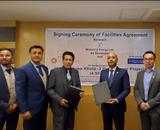 माथिल्लो पिलुवा खोला–३ आयोजनाका लागि दुइ बैंकको  ६५ करोड ५९ लाख ऋण
