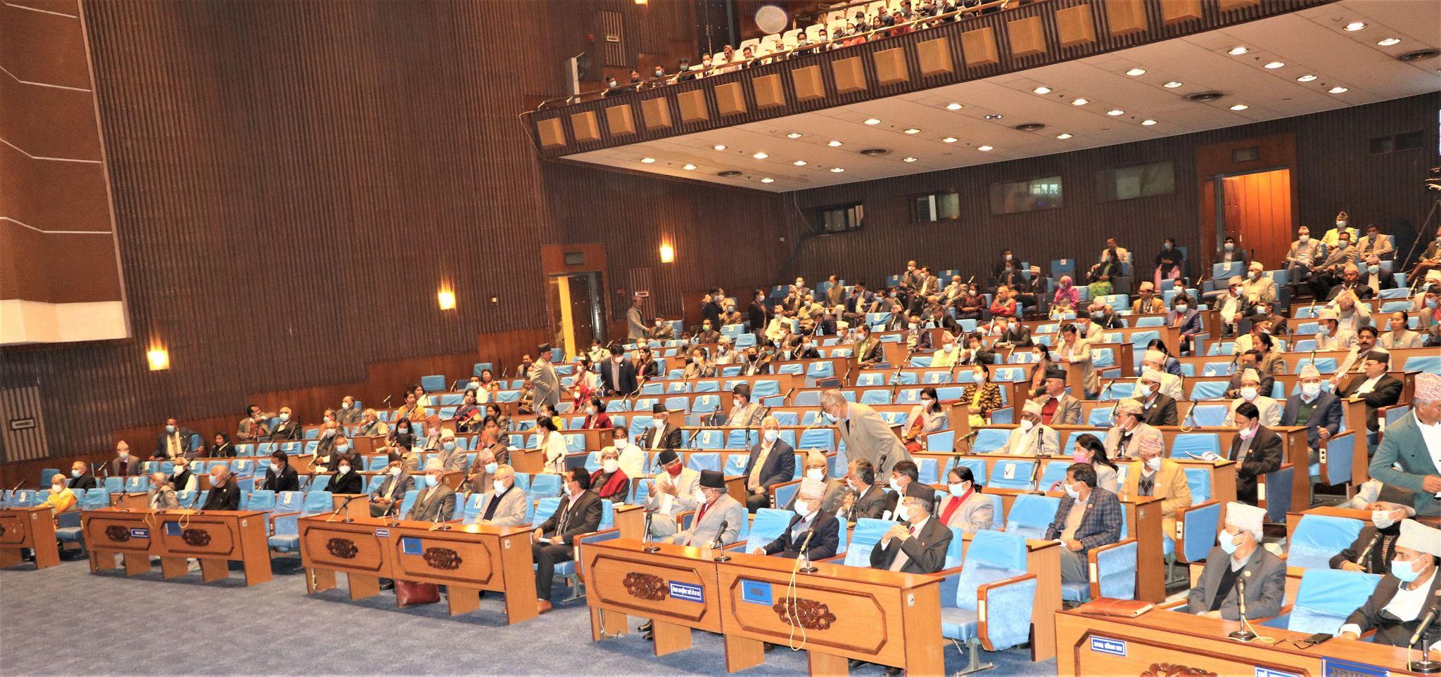 लुम्बिनी सरकारको नीति तथा कार्यक्रम बहुमतले पारित