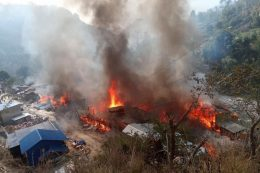 'मनको आगोले घरिघरि पोलिरहन्छ'