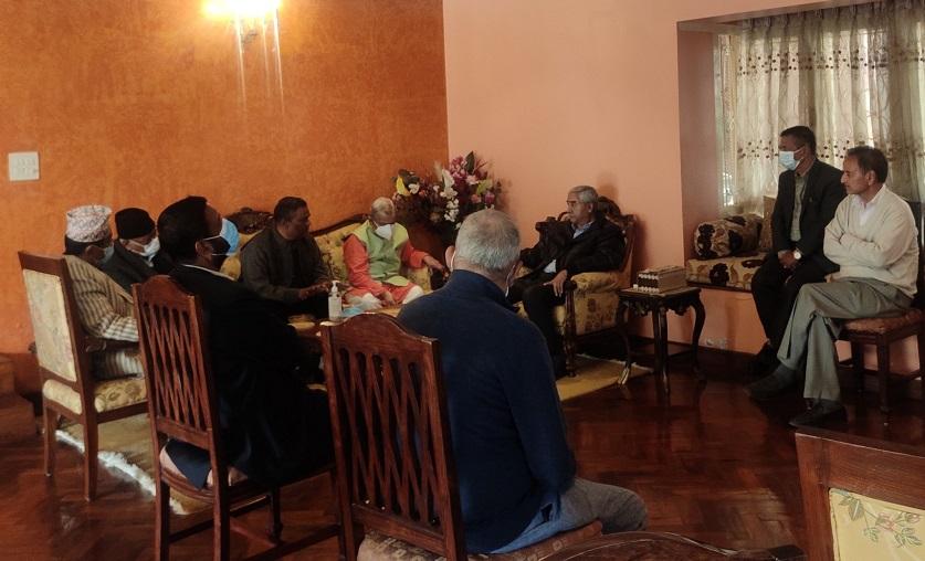 राजनीतिक निकास खोज्न जसपाको बैठक बस्दै