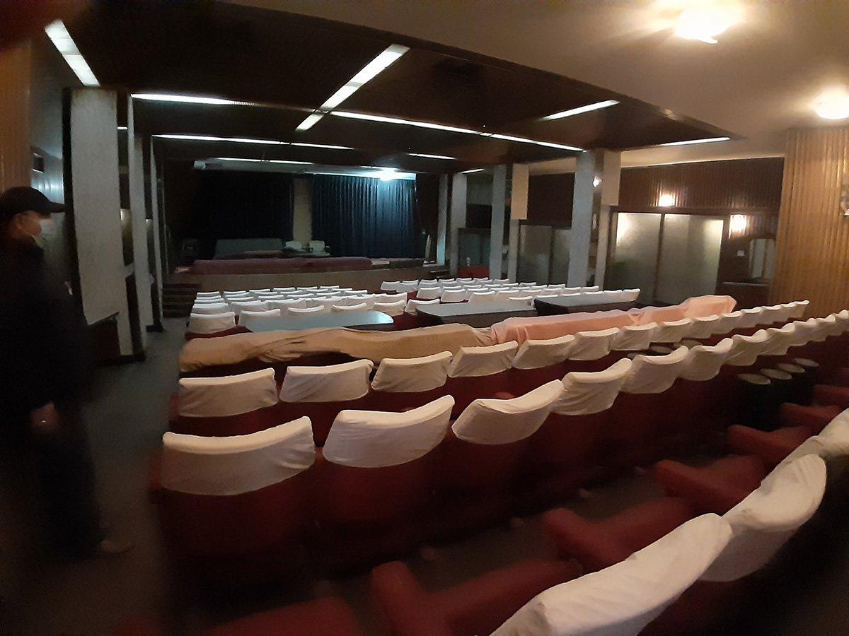 नारायणहिटी संग्रहालयभित्रको सिनेमा हल सञ्चालनमा आउँदै, राजारानीले हेरेका फिल्म हेर्न पाइने
