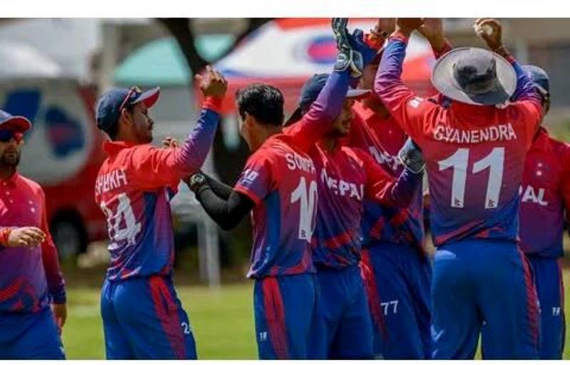 नेपाल एक खेल अगाडि नै टी–ट्वान्टी सिरिजको फाइनलमा, नेदरल्याडससँग खेल्ने