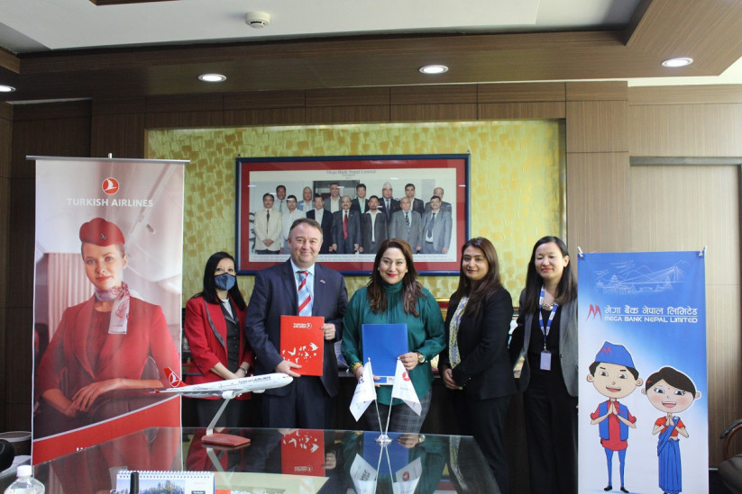 Turkish Airlines to give special discount for Mega Bank card users