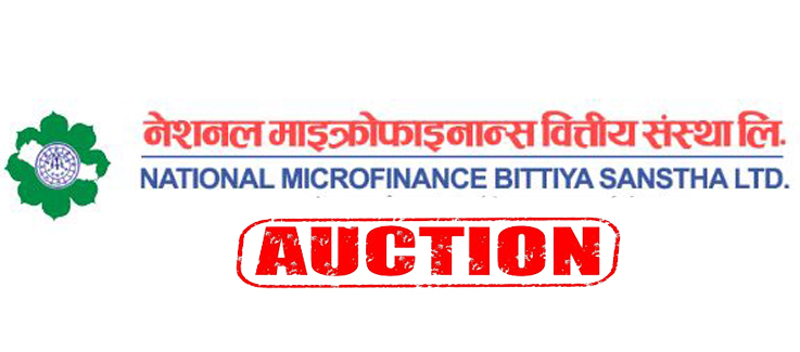 National Microfinance shares at auction; 80,000 shares up for auction; Who can apply?