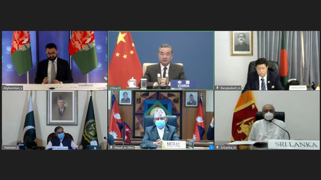 नेपाललाई ५० लाख युआन बराबरको अतिरिक्त सहयोग गर्ने चीनकाे घाेषणा