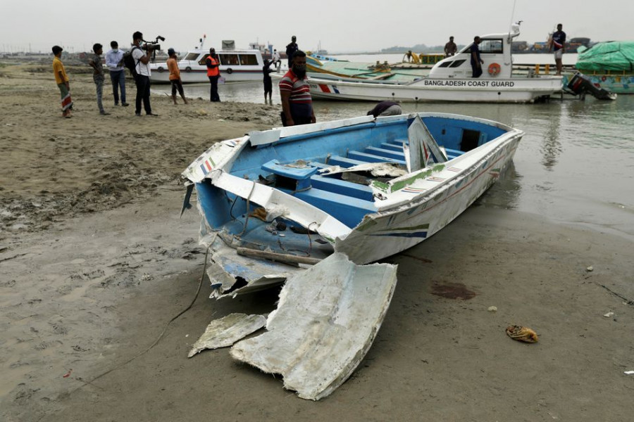 26 People Died in a Boat Accident