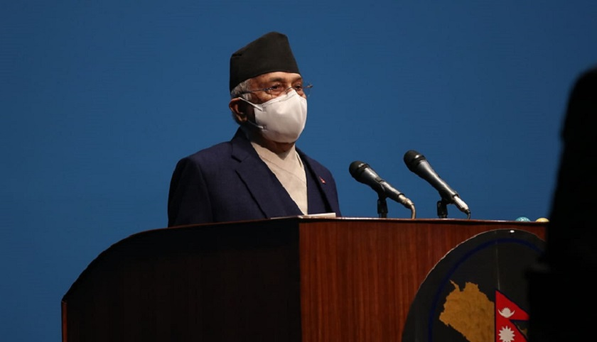 Prime Minister Oli Failed to Get a Vote of Confidence