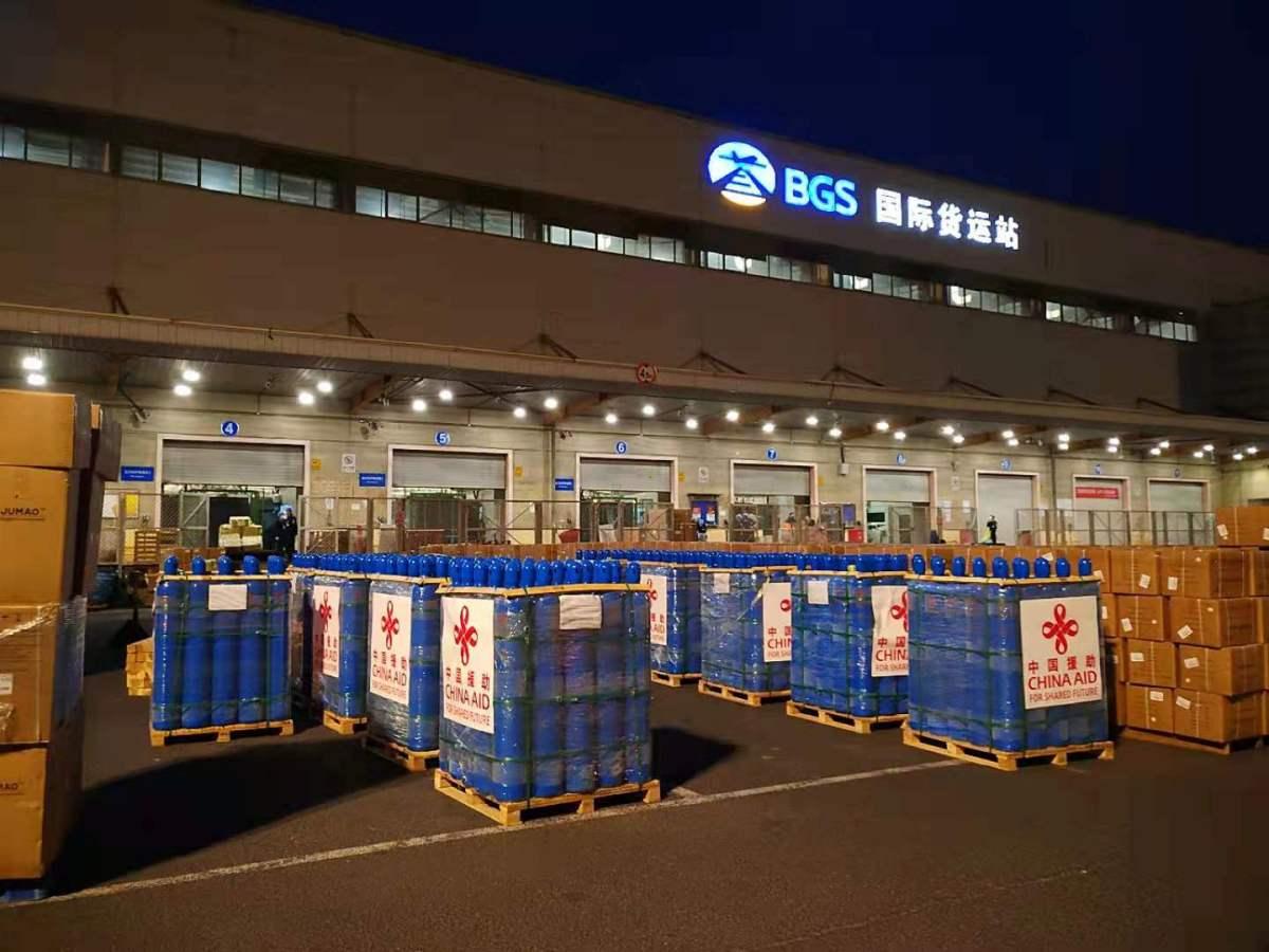 चीनले अनुदानमा दिने १० लाख कोभिड खोपमध्ये २ लाख आइतबार आउने
