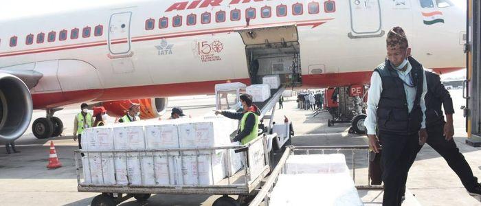 Ireland sends health supplies to Nepal