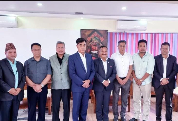 नेपाल चेम्बरको सुनचाँदी रत्न आभूषण खानी तथा भूगर्भ समिति बिस्तार
