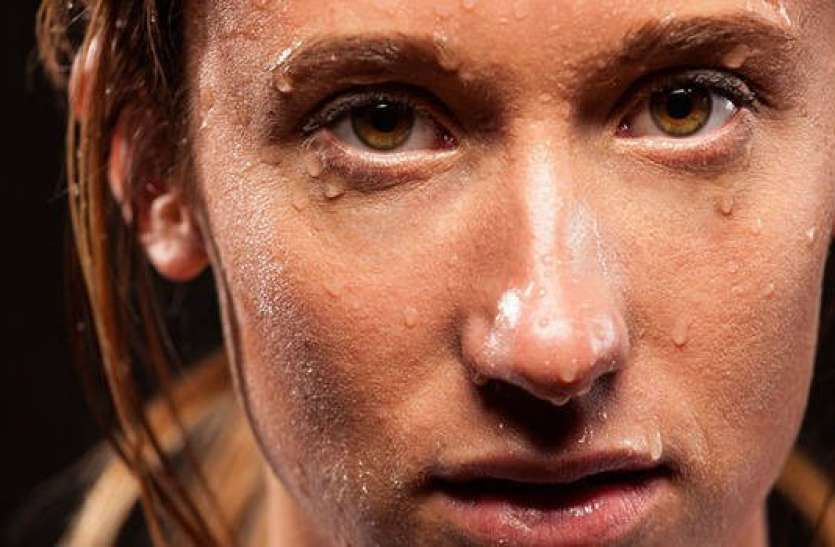 If you are bothered by too much sweat, then do these measures!