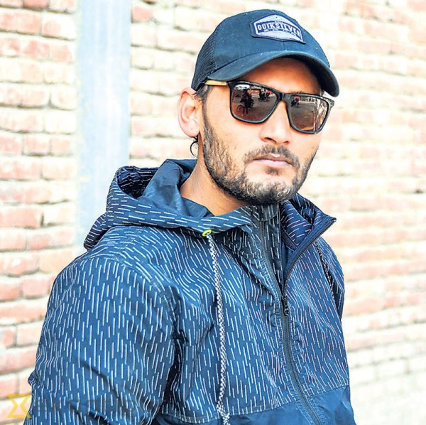 Bipin returned to the stage