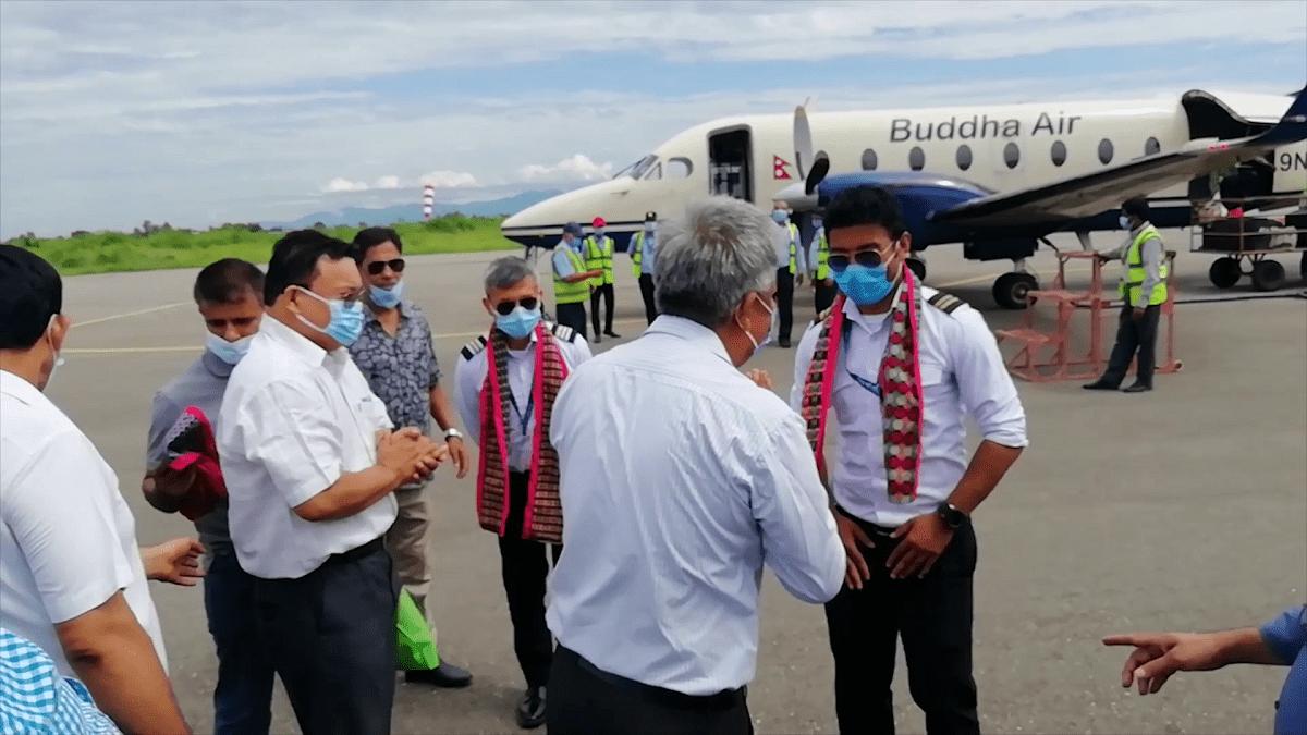 Nepalgunj-Pokhara flight resumes